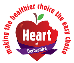 Heart of Derbyshire logo