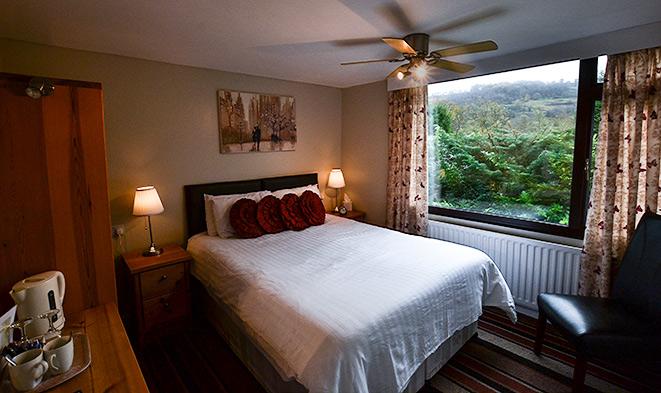 Castle Green bedroom 1